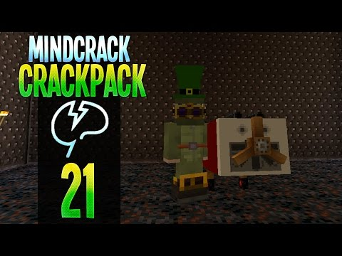 Minecraft: CrackPack - Pilot's License (Episode 21)