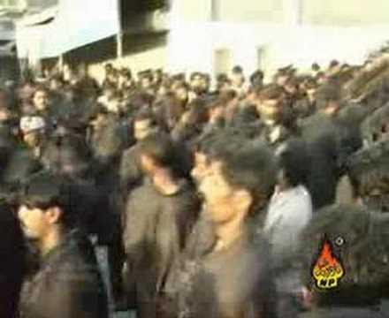 2008 Mukhtar Ali Shedi Noha 6° :wada Aap Koon Aap Abbas Ahda video