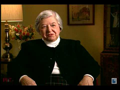 1999 Lemelson-MIT Lifetime Achievement Award Winner Stephanie L. Kwolek