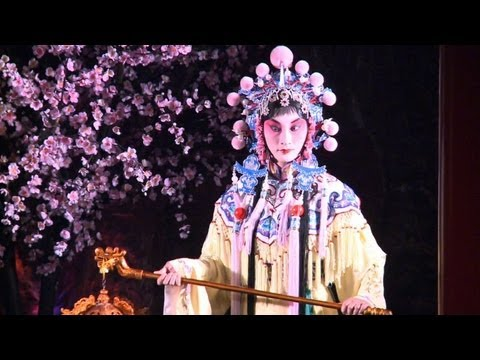 Stage Set For Chinese Opera Comeback video
