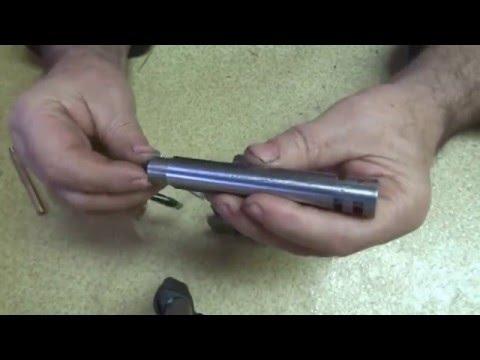 Изготовление бензиновой зажигалки