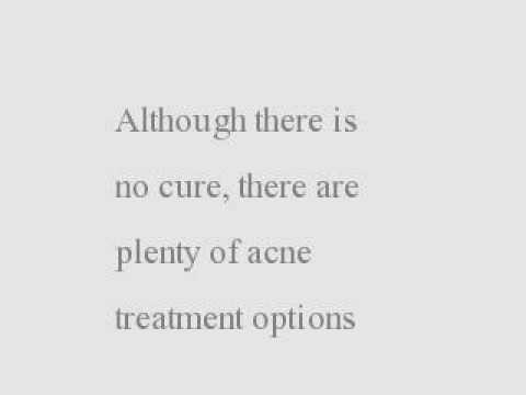 Acne Treatment - Acne Treatment Options