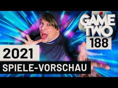 Spielevorschau 2021 [Teil 1]: Die wichtigsten Games des Jahres | Game Two #188