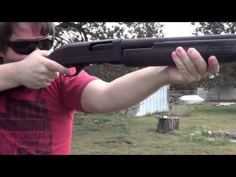 Winchester SXP Camp and Field Combo 12ga Shotgun