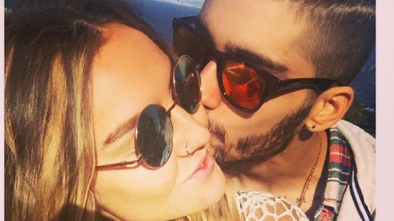 Perrie Edwards Zayn Malik Selfie Zayn Malik Kisses Perrie
