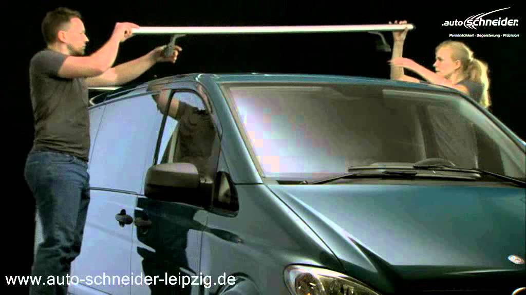 Thule Rapid Fixpoint XT 751 - YouTube