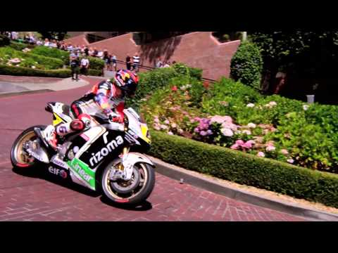Stefan Bradl MotoGP City Ride - Red Bull U.S. Grand Prix