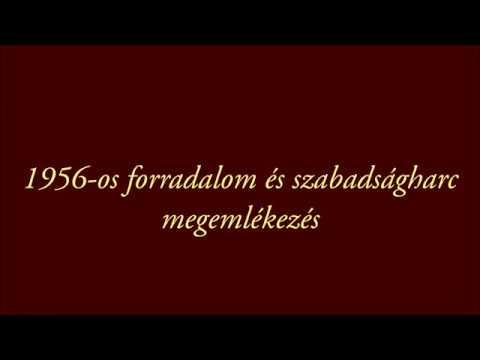 56'os megemlékezés Rózsaszentmárton