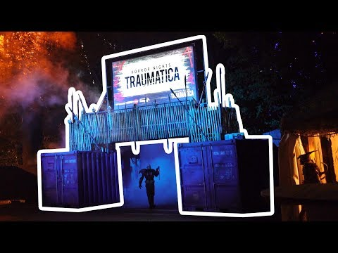 Download FRONTLINE Scare Zone at Horror Nights - Traumatica 2019 at Europa-Park Mp4 baru