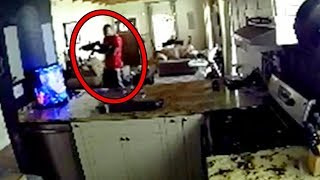 11 Scariest Things Caught on Nanny Cam