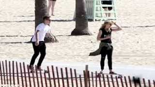 Chloe Grace Moretz and Brooklyn Beckham Dating New Couple 2014!