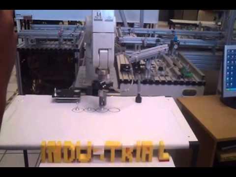 Brazo Robot IT Tehuacan