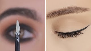The Best Eyeliner Tutorials Compilation | Eyeliner Tips and Ideas You Can Definitely Do