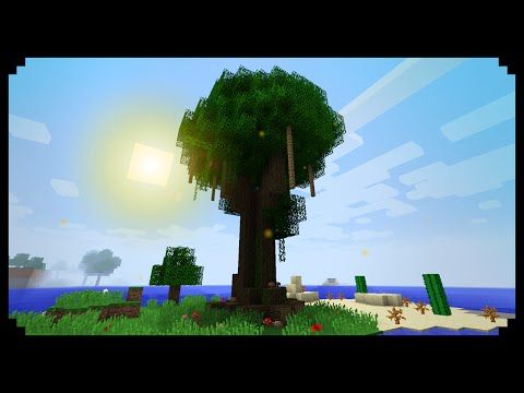 ✔ Minecraft: How to make Giant Trees