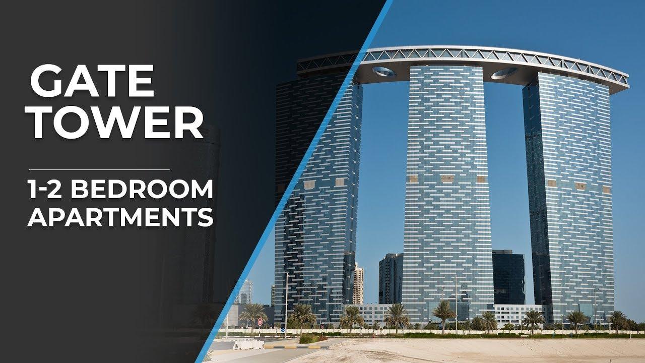 Gate Tower I 2 Bedroom Apartment Shams Abu Dhabi Al Reem Island Abu Dhabi Youtube