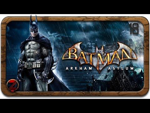 Batman, Arkham Asylum #18 - Sal corriendo! (Serie en Español)