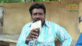 Karunas At Achamindri Movie Shooting Spot