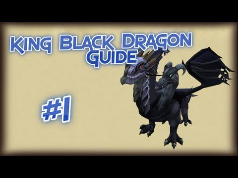 EoC Bossing 101: King Black Dragon