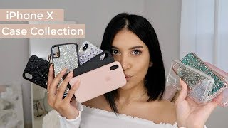 iPhone X Case Collection 2018