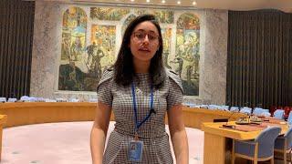 التدريب في الأمم المتحدة: تعرفوا إلى تجربة ليلى