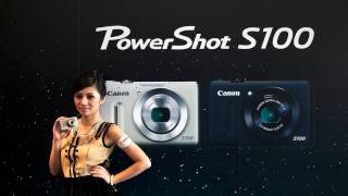 Canon S100 Hands-on (Featuring Olympus XZ-1)
