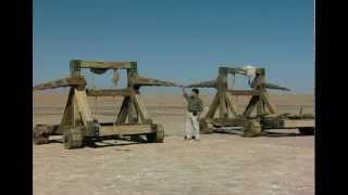 Cleopatra Movie Set in Ouarzazate -  Morocco