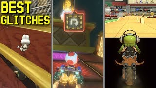 Mario Kart 8 Deluxe - Glitch Compilation