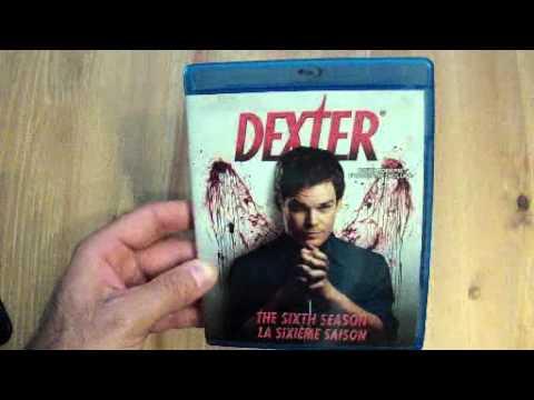 Dexter Season Seven Blu-ray Info!