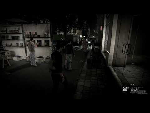 IGN Video Tom Clancy's Splinter Cell Conviction Demo Part 1