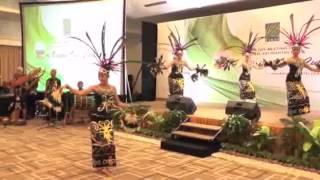 Download Lagu Bikin Merinding tarian dayak kontemporer (one vision one culture) Gratis STAFABAND