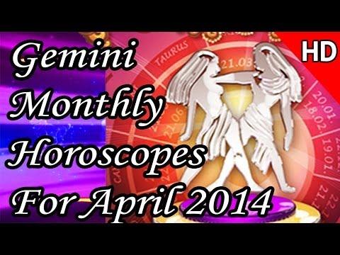 Gemini Monthly Horoscope For April 2014 Hindi | Prakash Astrologer
