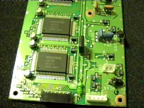 TS 850  Capacitor change on the DDS Board