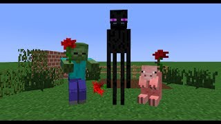 Monster School: Gardening (Minecraft Animation)