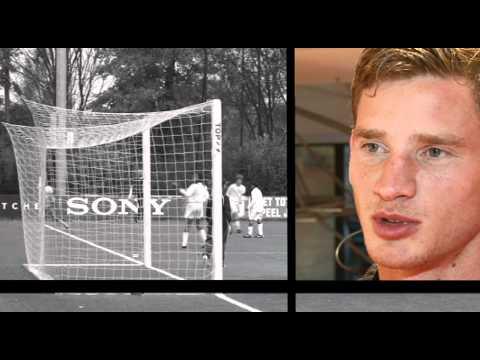 Jan Vertonghen over voetballen, zenuwen en studeren