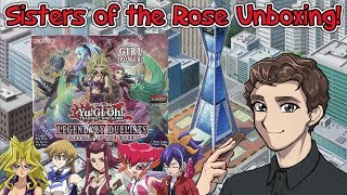 Yu-Gi-Oh: Sisters of the Rose Booster Box UNBOXING + GIVEAWAY!
