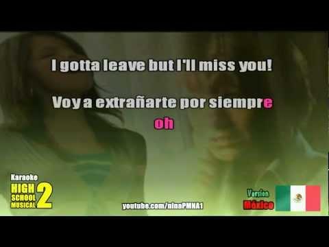 Gabriella And Troy - Por Mi Camino Ire Gotta Go My Own Way