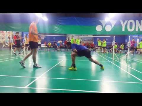 [Badminton Friendlies] UBC Vs G-Sport @ USJ23 #1 (30-07-2015)