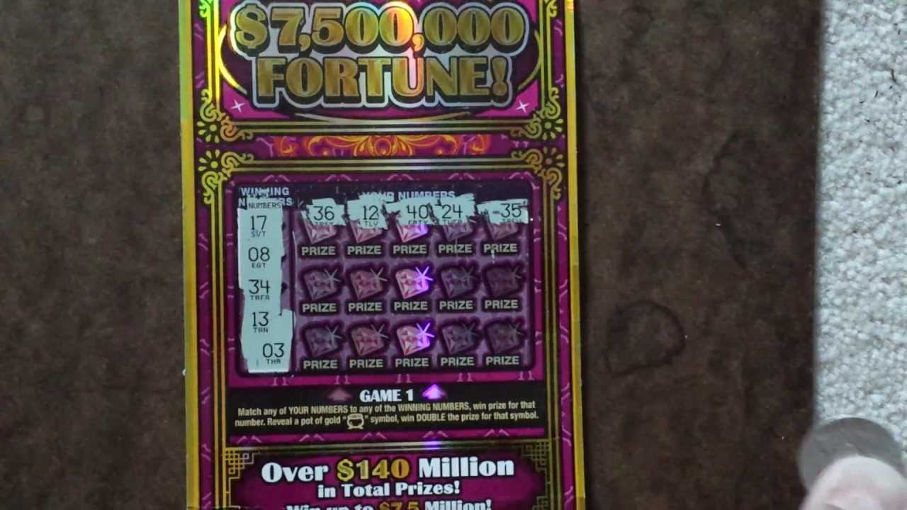 best texas lottery scratch off tickets
