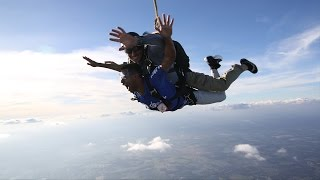 JUMPING OUT OF PLANES!! | 1 MILLION SUB SPECIAL PT 2. !!! VLOG