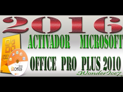 descargar activador de office 2010 professional plus gratis