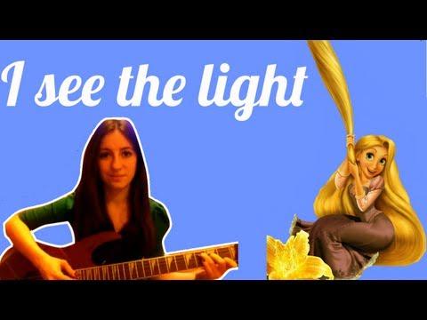 "Mandy Moore - Mandy Moore & Zachary Levi - I See The Light - Tangled (из м/ф ""Рапунцель: Запутанная история"")"