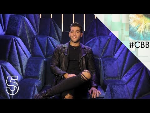 Jonny reacts to being saved | Day 11 | Celebrity Big Brother 2018