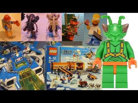 LEGO at the Nuernberg Toy Fair 2014: My Thoughts! Summer 2014 LEGO Movie. Marvel. Arctic. and more!