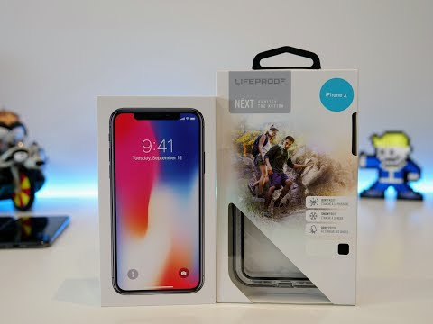 Lifeproof NEXT Case for the iPhone X Review