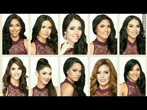 Road To Miss Puerto Rico 2017 37 Contestants 5 Predictions