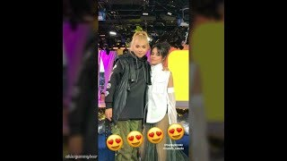 Download Lagu Camila Cabello and Hayley Kiyoko on TRL - Instagram Stories (January 11th 2018) Gratis STAFABAND