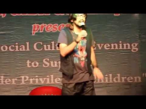 Sachet Tandon-Performing On Kabira in ITM GIDA
