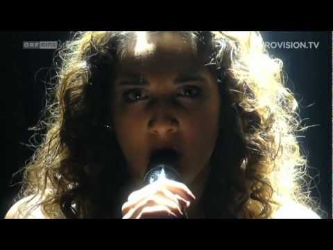 Natália Kelly - Shine (Austria) 2013 Eurovision Song Contest