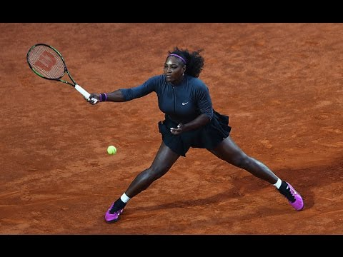 2016 Internazionali BNL d'Italia Second Round | Serena Williams vs Friedsam | WTA Highlights