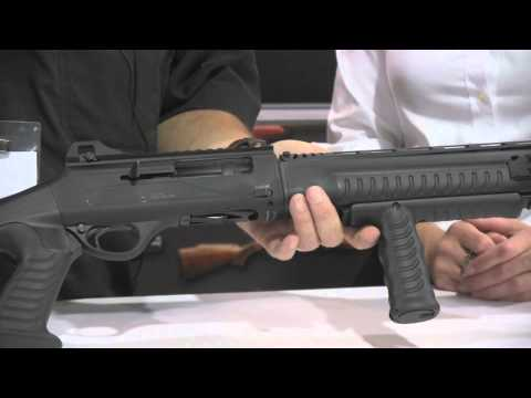 Gallery of Guns 2013 NASGW Sneak Peek: Escort 20GA Tactical Shotgun NEW for 2014